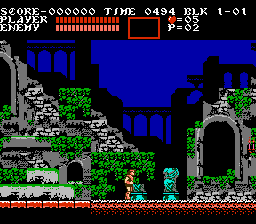 Castlevania 3 Gameplay
