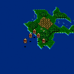 Final Fantasy 2 Air Ship