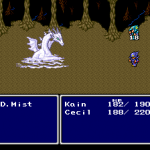 Final Fantasy 2 Dragon