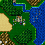 Final Fantasy 2 Overworld