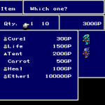 Final Fantasy 2 Shop