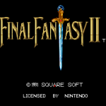Final Fantasy 2 Title Screen