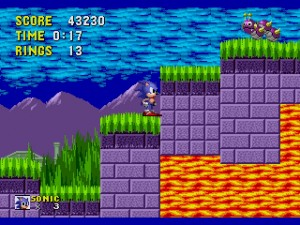 Sonic the Hedgehog Gameplay 2