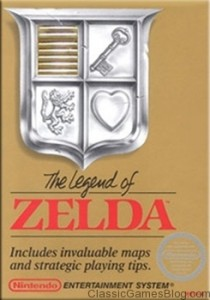 Nintendo NES The Legend of Zelda