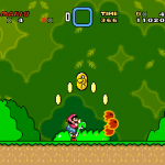 Super Mario World Yoshi