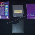 Crystalis Complete in Box (CIB) for the Nintendo NES Back