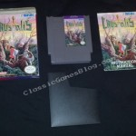 Crystalis Complete in Box (CIB) for the Nintendo NES