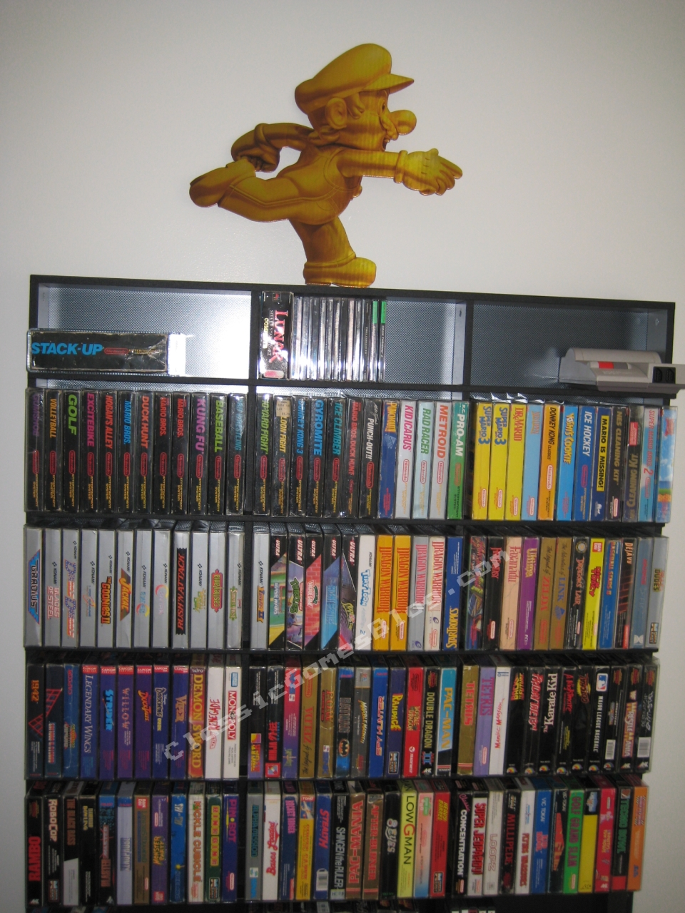 Nintendo NES CIB Collection