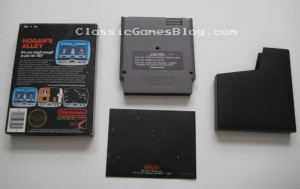 NES Hogans Alley CIB Back