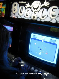 Bubbles Arcade Machine