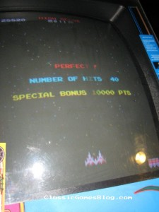 Galaga Arcade Perfect Challenging Stage