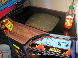 Joust Cocktail Arcade