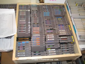 Lots of NES Games for Sale 2