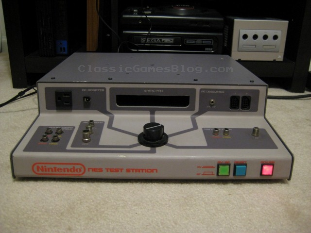 Nintendo nes test station - How much is a super nintendo console worth ...