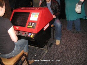 Nintendo VS Red Tent Arcade