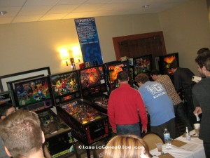 Pinball Tournament