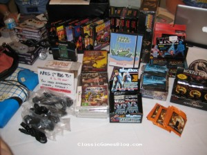 Random Games and Merchandise for Sale