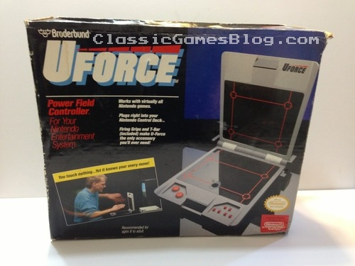 Uforce Box Front