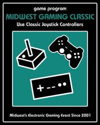 Midwest Gaming Classic Logo