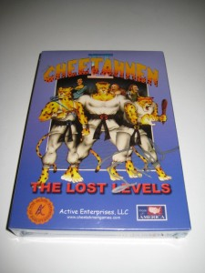 Cheetahmen 2 the lost levels front