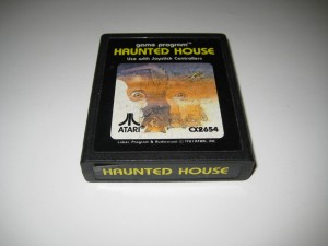 Loose Atari 2600 Haunted House