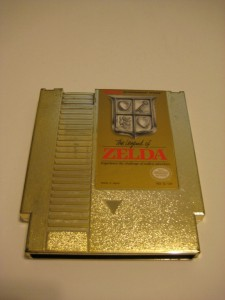 Loose NES Legend of Zelda