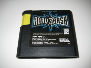 Loose Sega Genesis Road Rash 3