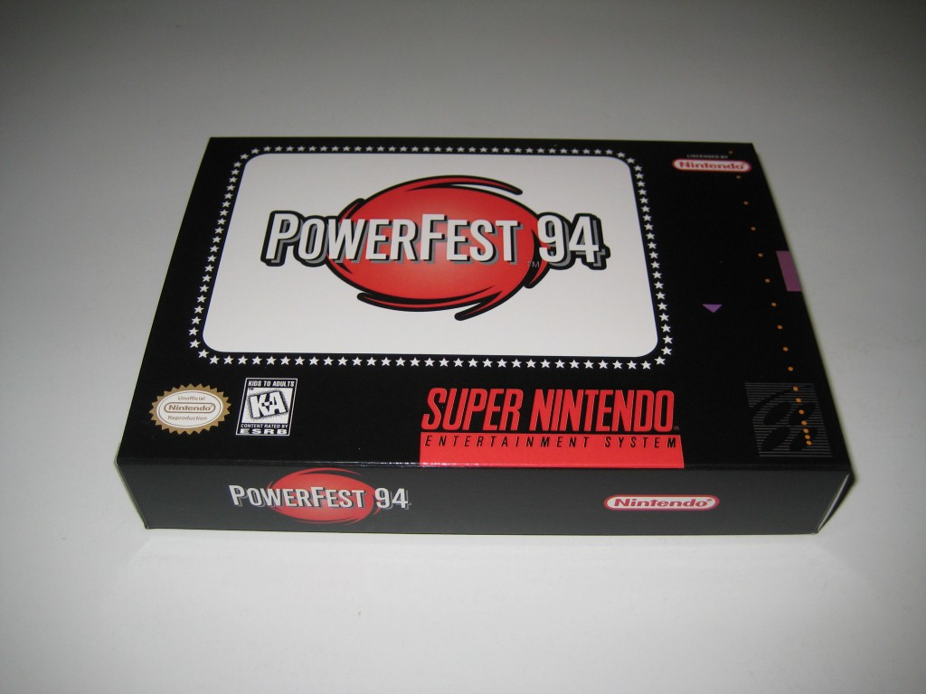 Image result for Nintendo PowerFest '94